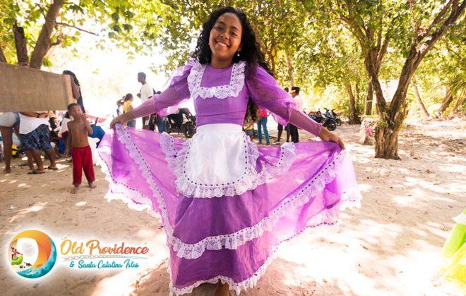foto-bailarina-danza-tipica-old-providence-santa-catalina