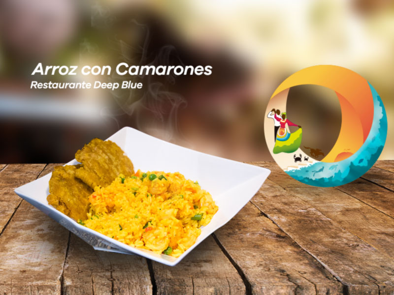 arroz-camarones-restaurante-deep-blue-old-providence