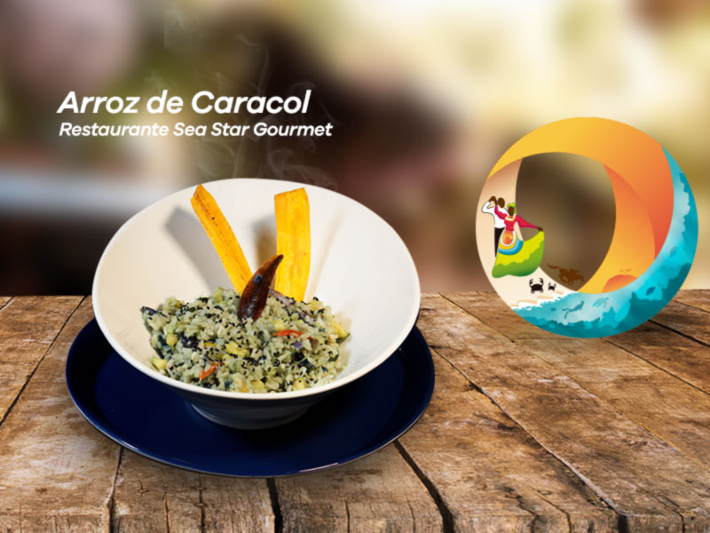 arroz-de-caracol-restaurante-sea-star-gourmet-old-providence