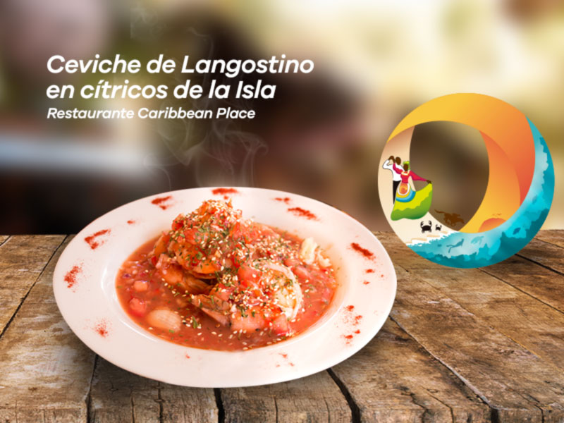 ceviche-langostinos-restaurante-caribbean-place-old-providence