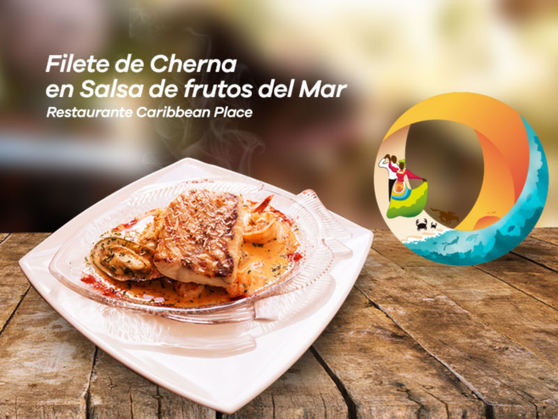 filete-cherna-salsa-frutos-mar-restaurante-caribbean-place-old-providence